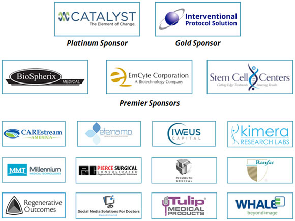 OUR EXHIBITORS & SPONSORS