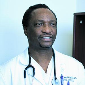 Solomon Kamson, M.D., Ph.D.