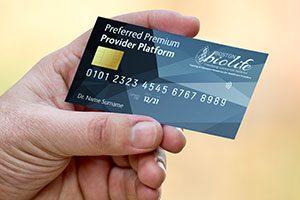 Preferred Premium Provider Platform